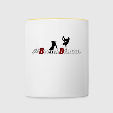 #BreakDance - Mug contrasté