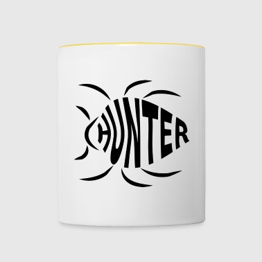 Bug Hunter - Contrasting Mug