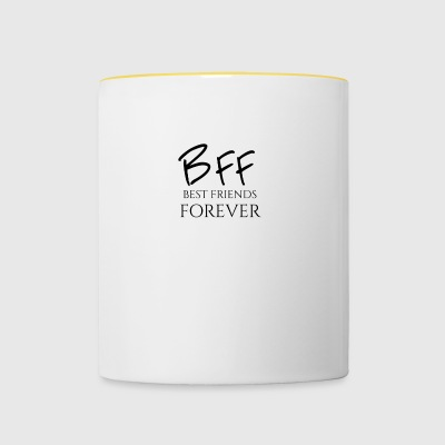 BFF Best Friends Forever - Tofarget kopp