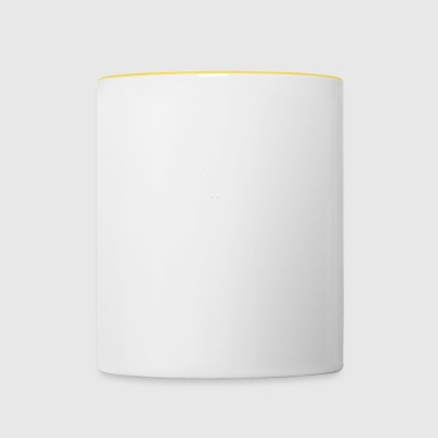 Baltic Sea coast - stenlogo_Anker_white - Contrasting Mug