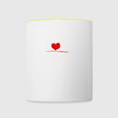 Chess - I love chess - Contrasting Mug
