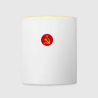 Made in URSS - Tazze bicolor