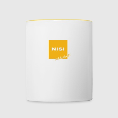 NiSi Addicted - Contrasting Mug
