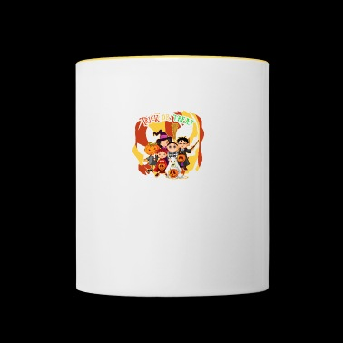 Trick or Treat - Contrasting Mug