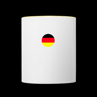 OETTINGEN IN BAVARIA - Contrasting Mug