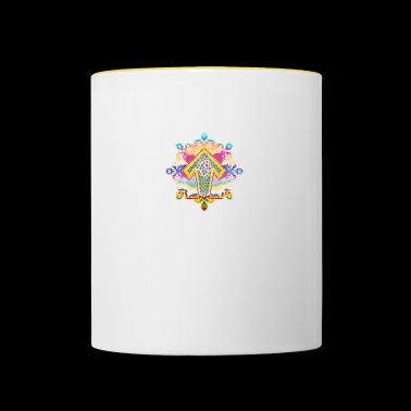 decorative - Contrasting Mug