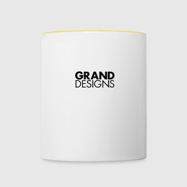 GRAND DESIGN - Tofarget kopp