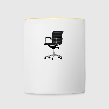 office chair - Contrasting Mug