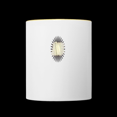 TherealWindowflower - Taza en dos colores
