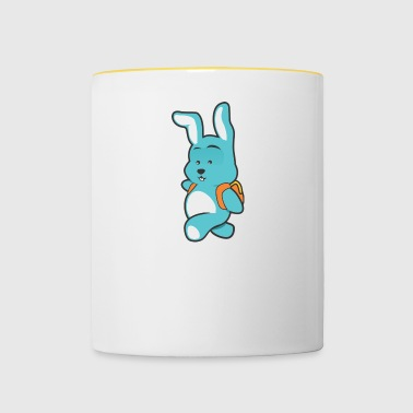Blue Baby Rabbit - Mok tweekleurig