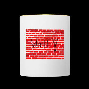 Wall Collection - Contrasting Mug