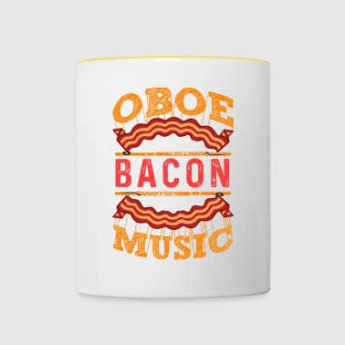 Obo er Bacon of Music - Tofarget kopp