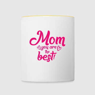 Mother's Day Mother's Day Gift - Mok tweekleurig