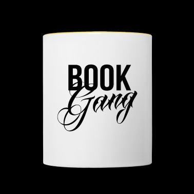 Book Gang - Mok tweekleurig