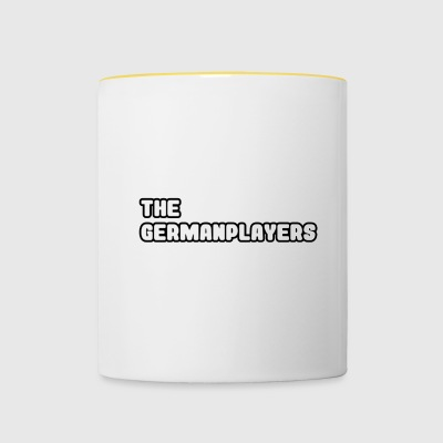TheGermanPlayers Schridt - Contrasting Mug