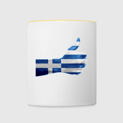 GREECE NEW COLLECTION - Contrasting Mug