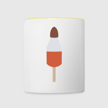 missiles Glace - Contrasting Mug
