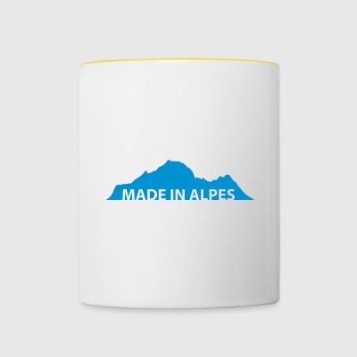 Made in Alpes - Tasse bicolore