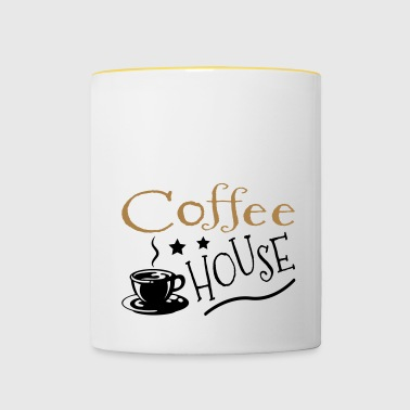 Coffee House - Tazze bicolor