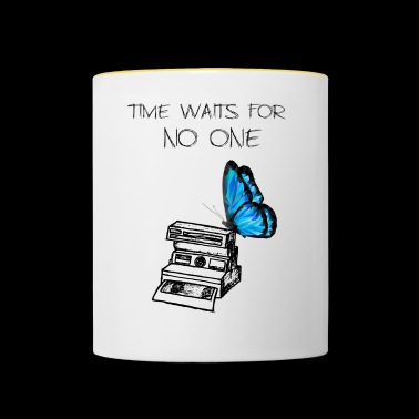 Life Is Strange: Time Waits For No One - Mok tweekleurig