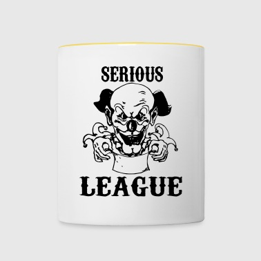 Serious League - Contrasting Mug