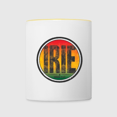 irie - movement of yah - Contrasting Mug