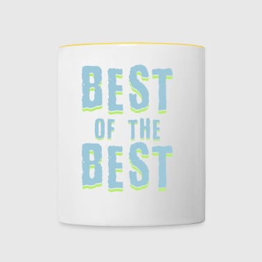 Best of the best - Contrasting Mug
