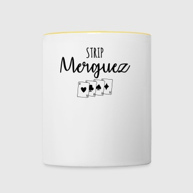 Strip merguez - Contrasting Mug