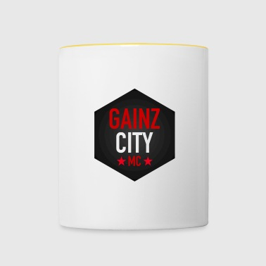 GAINZ CITY - MC - Mug contrasté
