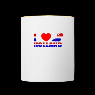 HOLLAND - Mug contrasté