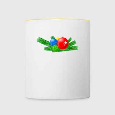 decoration - Contrasting Mug