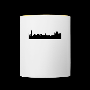 Chicago - Mug contrasté