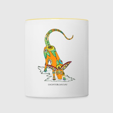 Animal fantastique - Mug contrasté