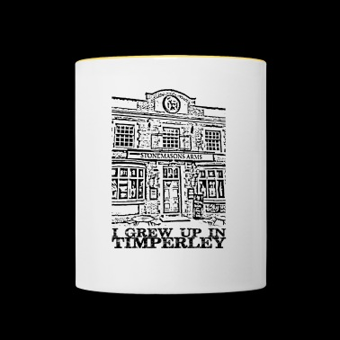 Stonemasons Arms Timperley Traditions - Contrasting Mug