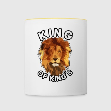 King of Kings - Contrasting Mug