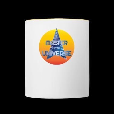 Master of the Universe - Tasse zweifarbig