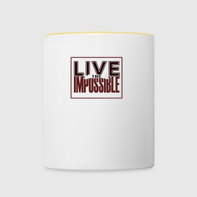 Live The Impossible | gave - Tofarget kopp