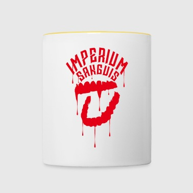 blood kingdom - Contrasting Mug