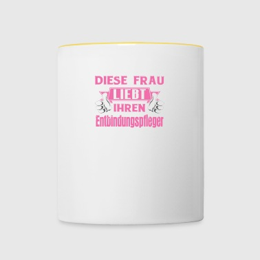 Professional occupation gift - Contrasting Mug