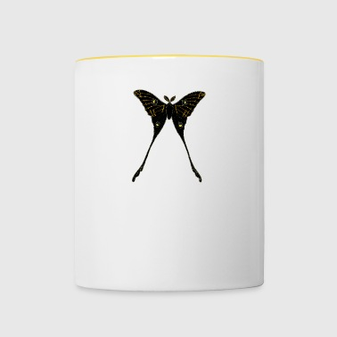 Butterfly - Illustration - Mug contrasté