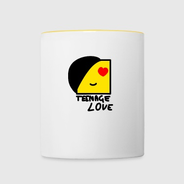 Emo Boy: Teenage Love - Mug contrasté
