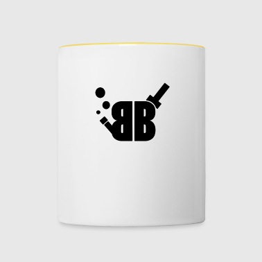 Big Bang Theory - Mug contrasté