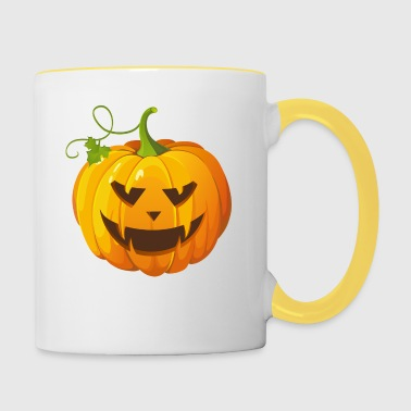 Trick Or Treat? - Contrasting Mug