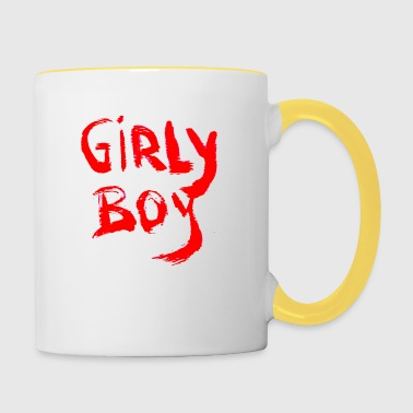 Girly Boy - Mug contrasté