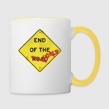 World's End - Contrasting Mug