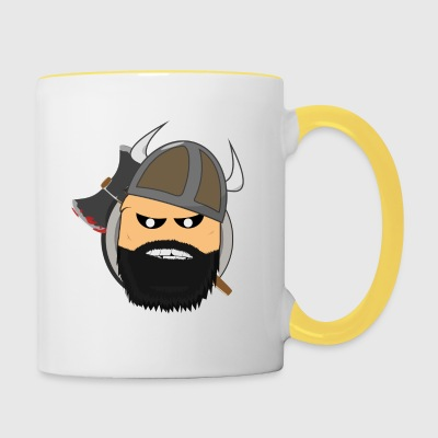 potato Viking - Contrasting Mug