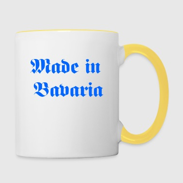 Made in Bavaria - Contrasting Mug