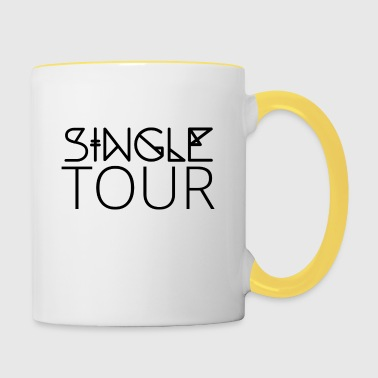 Simple: Simple tour - Mug contrasté