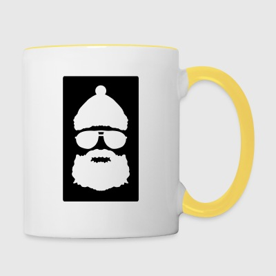 BUCHERON BARBU - Tasse bicolore
