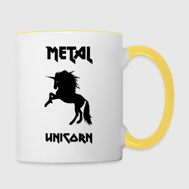 Metal Unicorn - Tofarget kopp
